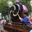 大人も子供も楽しむ下町のお祭り 平井諏訪神社例大祭 9月16日 17日