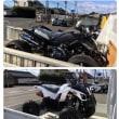 ATV 四輪バギー本日納車は2台