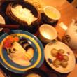 京漬物西利のお茶漬け漬物定食