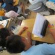 5年生「特別支援教育理解授業」(7月17日)
