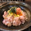 博多駅で食べられる500円の海鮮丼