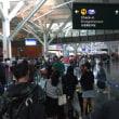 【カナダ速報】8日目スタート バンクーバー国際空港に到着