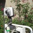 カメラスタンドの改良と、手袋の修理。