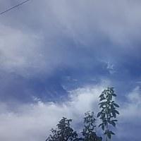仙台の空9月18日、火曜日