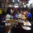 活気溢れる釜山の街
