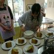 住育サークル 今月はシフォンケーキ作りを教わりました~(*^_^*)