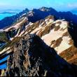 NHK特集 北アルプス・ドローン大縦走 岩の槍ヶ岳 北穂高 絶景に圧倒される