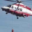 横浜消防出初式 in2018♪③「航空救難訓練」。