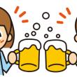 東京都にあるメッキ会社の暑気払い(*^-^)ノ■☆■ヾ(^-^*)乾杯♪