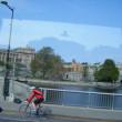 滞在型家庭菜園:ヘルシンキでは、自転車が!