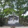 初夏の萩城跡