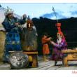 モンゴルの声 ベリカード 13世紀テーマパーク