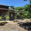 浮島の上の浮島の庭 栃木県真岡市N邸の庭づくり