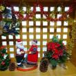 玄関からクリスマスに♪