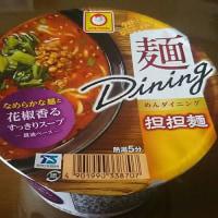 まるちゃん 麺Dining 花椒香るすっきりスープ 担担麺