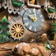 リズム時計から、自然な音色を奏でるフイゴ式鳩時計「カッコーヴァルト」が届きました!