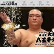 大相撲八王子場所のチラシ 2019.1.20