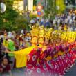 170817 山賀灯篭祭り千人踊り、夢幻の夜、暑し!日帰り観光バスツアー!