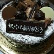 なんだかケーキ