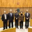 議会改革特別委員会 掛川市を視察