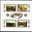 女性に人気の「ブルガリア切手」