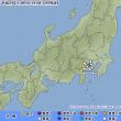 2017年10月16日(月) 11時29分 - 神奈川県西部 M3.1 (最大震度2) 深さ 約20km