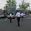 姫新線・因美線の不通区間に対応した高校生の臨時バス運行