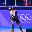 スピードスケート女子500メートル