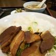 中国料理    溢香園   豚角煮丼セット