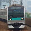 2018年4月23日 小田急 狛江  E233系 マト15