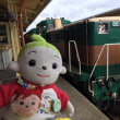 釧路湿原を走るノロッコ号に乗車