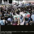 アキバで安倍首相の応援演説、「帰れ」コール 加計疑惑響く