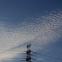 10月5日、午後3時~4時過ぎの空模様