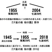 ドラマ『夕凪の街 桜の国2018』を観て