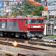 新宿で貨物列車