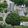 「軍艦旗」掲揚〜第四十七回 呉海軍墓地合同追悼式