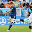 【セネガル戦の勝ち点(1)はでかいと思っています】日本代表、本田のゴールで同点! セネガルと対戦/W杯
