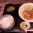 スマークのランチ 豚と野菜のレモンソース (呉市広)