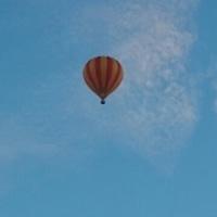 迷惑な熱気球