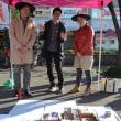 11月5日に「本のヒトハコ交換市」が行われました