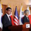 河野太郎外相「北朝鮮が核廃棄を段階的にやっても、経済制裁は段階的に緩むわけではない」