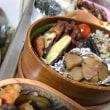 質素なお弁当生活-天ぷらとテンペの素揚げ-