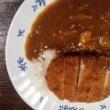 合同庁舎2号館・麺食堂 カツカレー