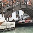 「イタリア道中記」 №107 ゴンドラで水上散策(Ⅰ)