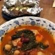 黒キャベツのスープ