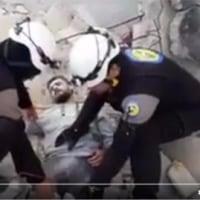 ホワイトヘルメット団  フェイクビデオ