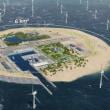 NordSee(北海)周辺6カ国で、電力安定化の送電の島構想。