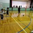 今年度最後の小中学生バレーボール練習会