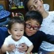 真力 2歳のお誕生日