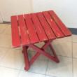 木製折りたたみ式ガーデン/ピクニックテーブル